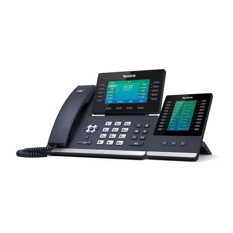 טלפון IP Yealink - T54W