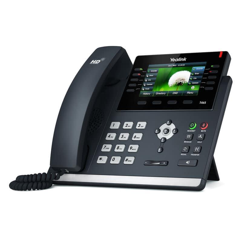 טלפון IP Yealink - T46S
