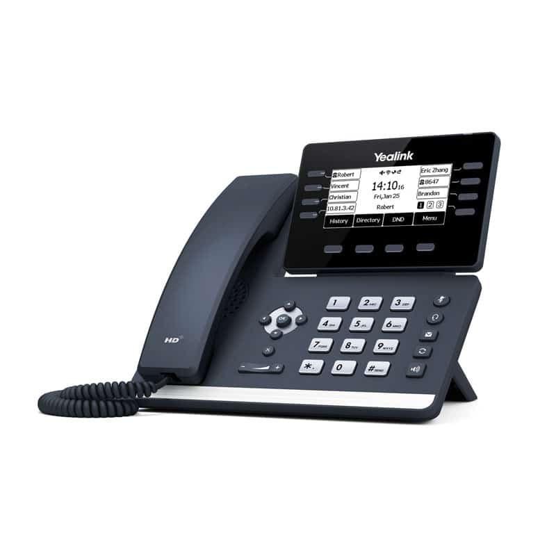טלפון IP Yealink - T53W