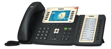 טלפון IP Yealink - EXP20