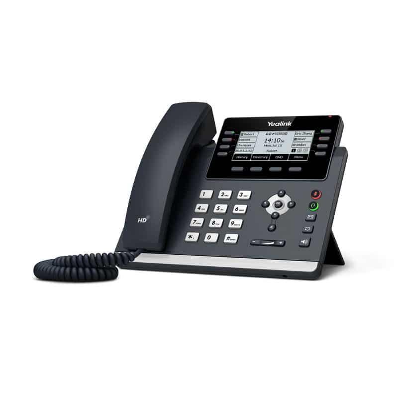 טלפון IP Yealink - T43U