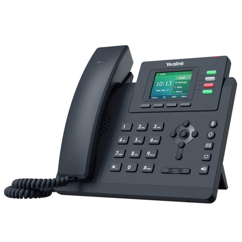 טלפון IP Yealink - T33G